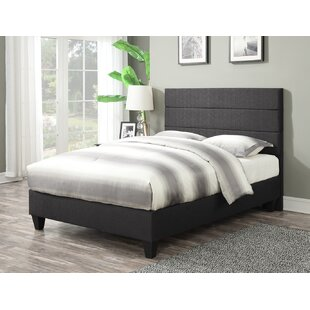 Brunson Upholstered Platform Bed by Latitude Run Purchase