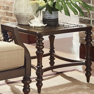 Royal Kahala Aluminum Side Table