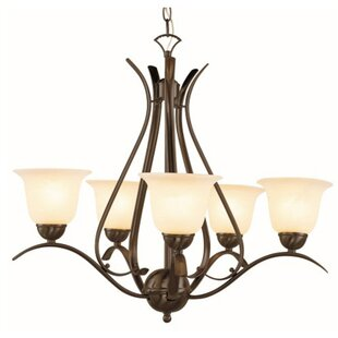 Bronze chandeliers youll love wayfair save aloadofball Images