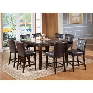 Danville Counter Height Dining Table by A..