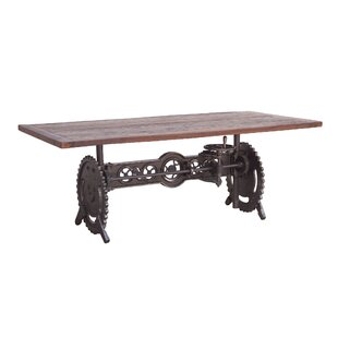 Claussen Steam Solid Wood Dining Table