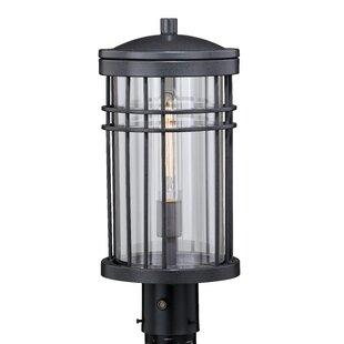 Sathvik 1-Light Lantern Head by Brayden Studio