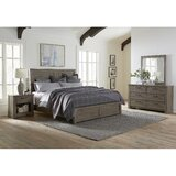 Freja Standard 4 Piece Bedroom Set by Gracie Oaks