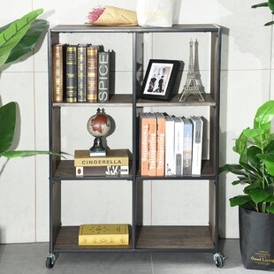 Order Attleborough 3 Tiers Cube Bookcase by Ebern Designs