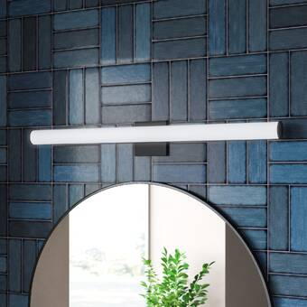 Wac Lighting Brink 1 Light Bath Bar Reviews Wayfair