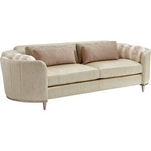 Channel Barrel Sofa by Caracole Classic