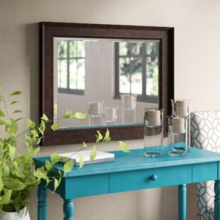 Traditional Beveled Wall Mirror