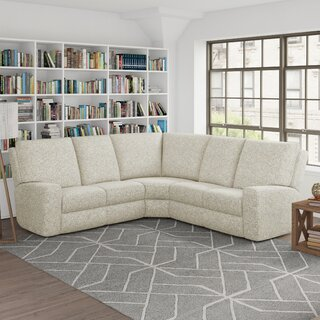 Alliser Symmetrical Reclining Sectional by Wayfair Custom Upholstery๏ฟฝ SKU:BC322252 Buy