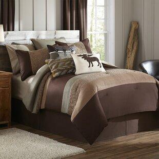 Stowe Creek 4 Piece Comforter Set