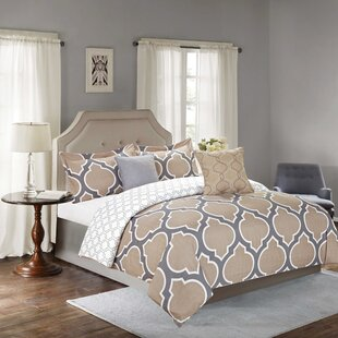 Chani 5 Piece Reversible Comforter Set