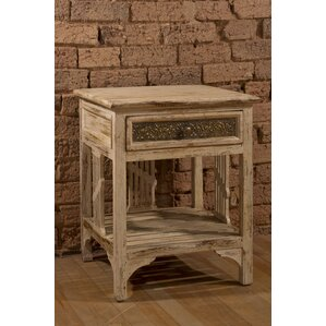 Mowbray End Table by Bungalow Rose