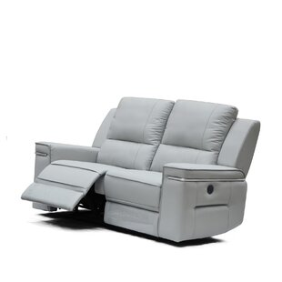 Gilmore Reclining Loveseat by Orren Ellis Bargain