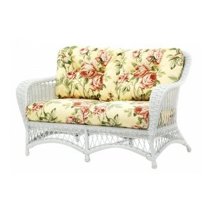 Sommerwind Loveseat by Woodard New