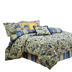 Waverly Imperial Dress 4 Piece Comforter Set