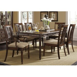 Palm Court II Extendable Dining Table by Darby Home Co