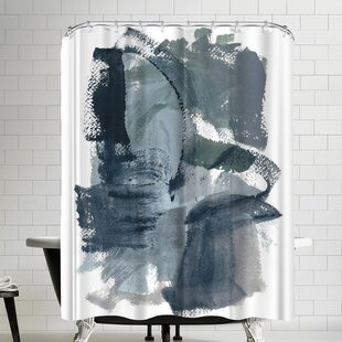 Olimpia Piccoli Upstream Single Shower Curtain