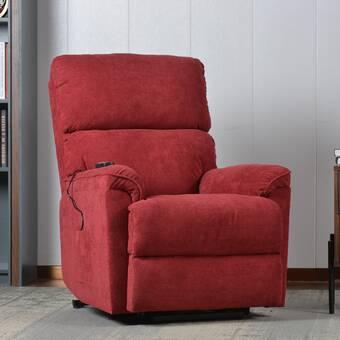 Latitude Run Abreana Reclining Massage Chair Wayfair