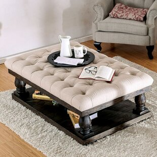 Canora Grey Blackfriars Coffee Table with..