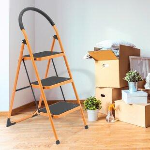 Convertible Step Stool Chair Wayfair
