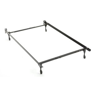 Symple Stuff Caster Legs Bed Frame