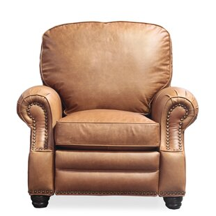 Kevan Leather Recliner by ..
