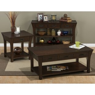 Robbs 3 Piece Coffee Table Set