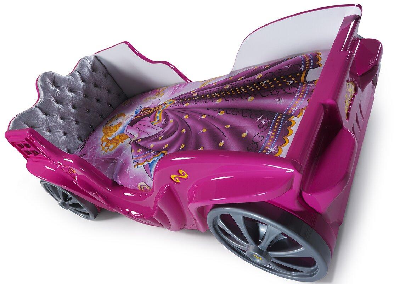 Step2 princess palace twin bed car interior design - Default_name