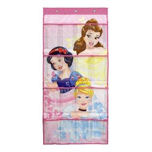 Best Reviews Disney Forever Princess 8Pair Overdoor Shoe Organizer ByEverything Mary