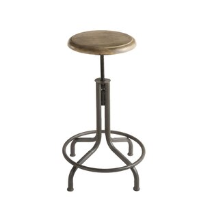 Sevenoaks Height Adjustable Bar Stool By Williston Forge