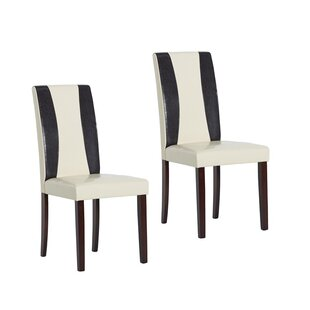 Savana Parsons Chair (Set of 2) by Wareho..
