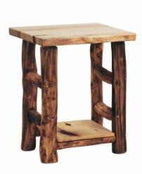 Aspen Heirloom Nightstand by Mountain Woods Furniture