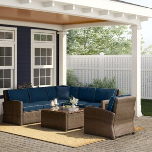 Farmhouse Rustic Outdoor Sofa Sets Birch Lane