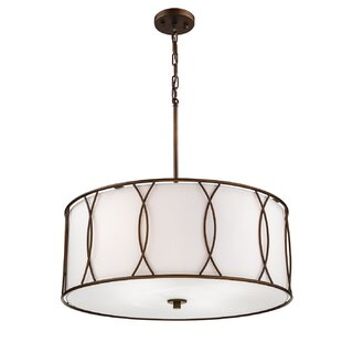 Joachim 4-Light Drum Chandelier