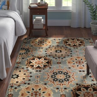 Avery Blue Area Rug By Andover Mills