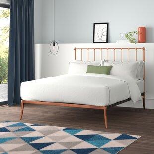Brady Bed Frame By Hykkon