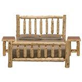 Mount Washington Standard Solid Wood 3 Piece Bedroom Set by Loon Peak®