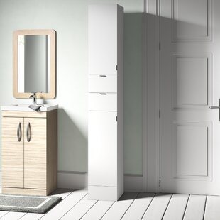 Gintautas 30 X 194cm Wall Mounted Cabinet By Belfry Bathroom