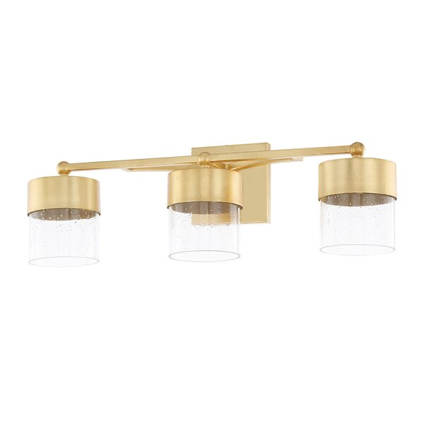 the latest e2635 00c08 Modern & Contemporary Gold Bathroom Light Fixtures | AllModern
