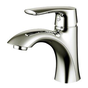 Daweier Single hole Bathroom Faucet with Drain Assembly