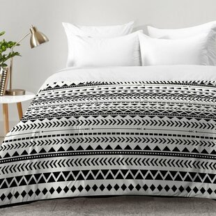 East Urban Home Aztec Pattern Comforter Set