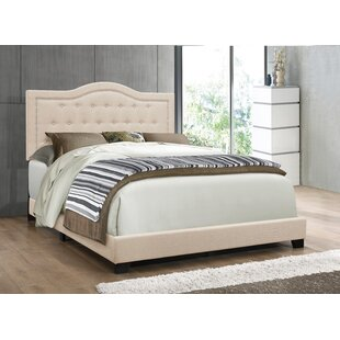 Schum Upholstered Panel Bed