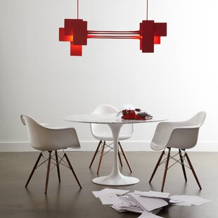 Vermont Modern 2-Light Kitchen Island Pendant