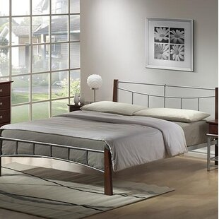 Pamela Bed Frame By Marlow Home Co.