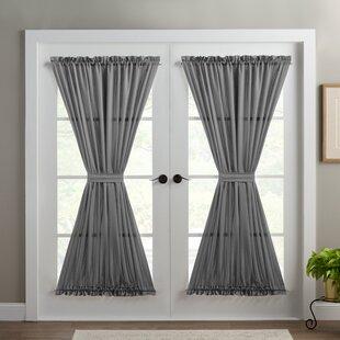 Curtains For Front Door Wayfair