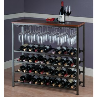 Zipcode Design Kirsch 40 Bottle Floor Wine Rack
