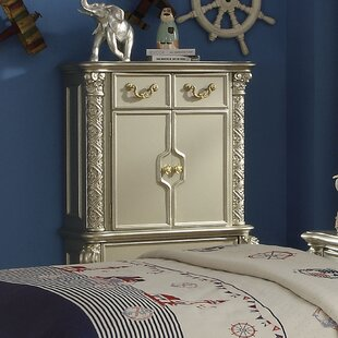 Searching for Welty 3 Drawer Combo Dresser by Astoria Grand
