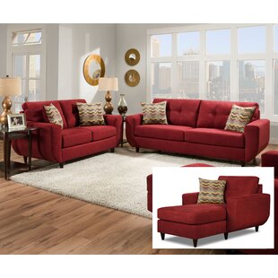Delicieux Gudino Configurable Living Room Set