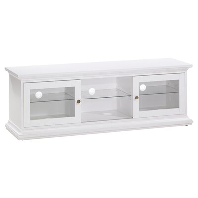 "Breckenridge TV Stand for TVs up to 58"" by Beachcrest Home"
