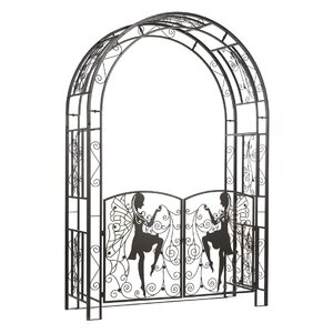 Buy Fairy Metal Arbor with Gate!