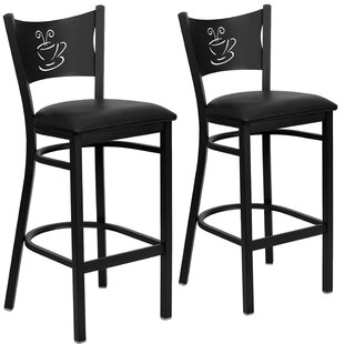Chafin 30 Bar Stool (Set of 2) Winston Porter